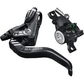 Magura MT4 eSTOP Remhendel voor de rechts/links 2-vinger aluminium lichtgewicht Hendel, black